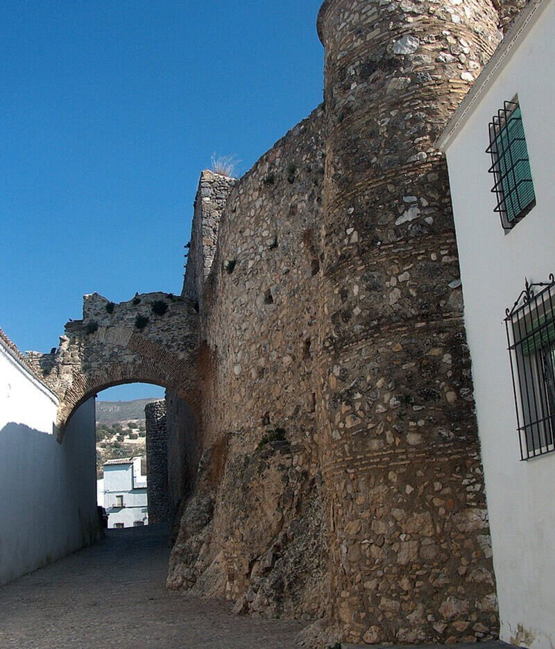 Castillo Doña Mencia