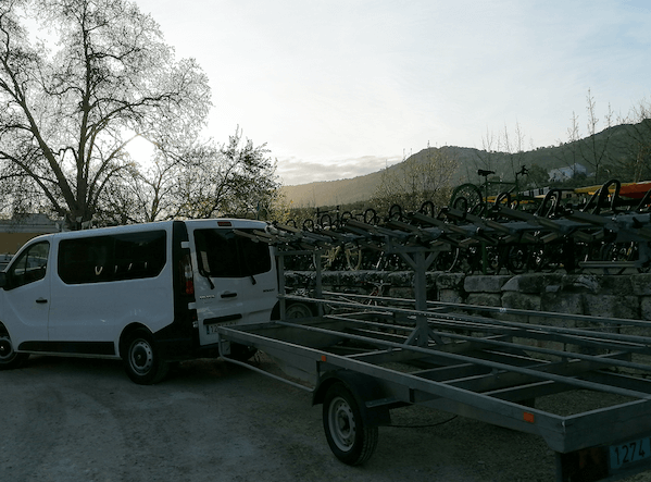 Traslados y apoyo logístico