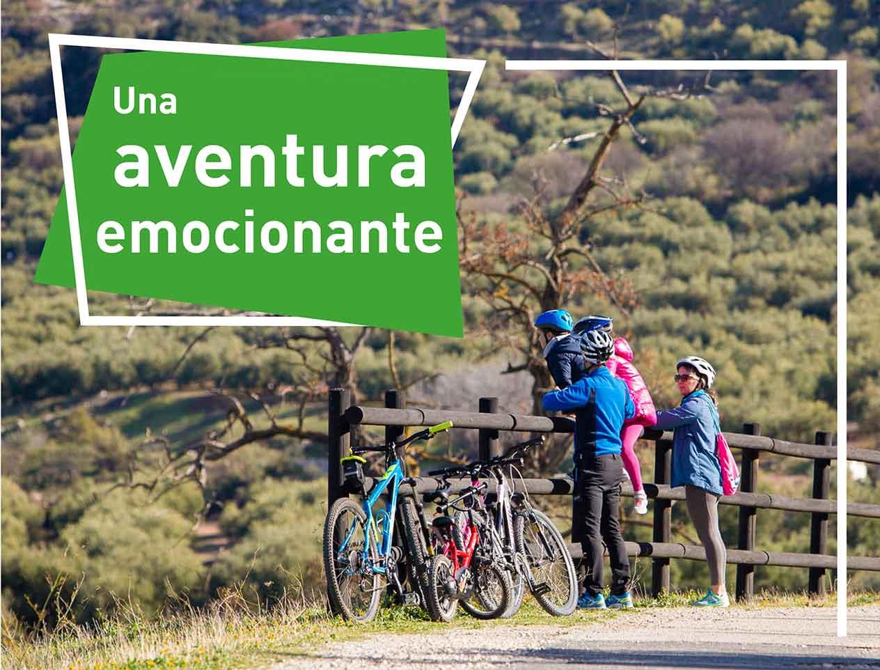 nicia tu aventura centro cicloturista Subbética